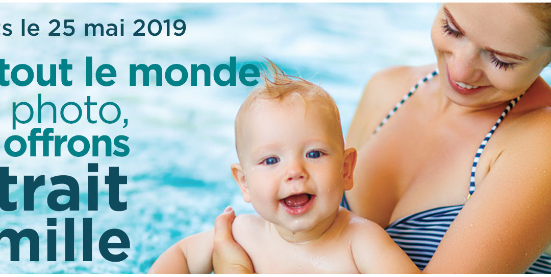 Fête des parents du 25 mai 2019